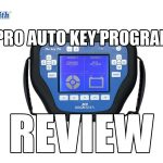 Mr. Locksmith MVP PRO Auto Key Programmer Review | Mr. Locksmith Whistler