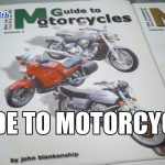 Locksmith Guide to Motorcycles | Mr. Locksmith Whistler